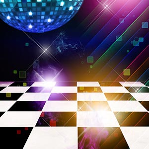 LED Disco Flooring For Hire